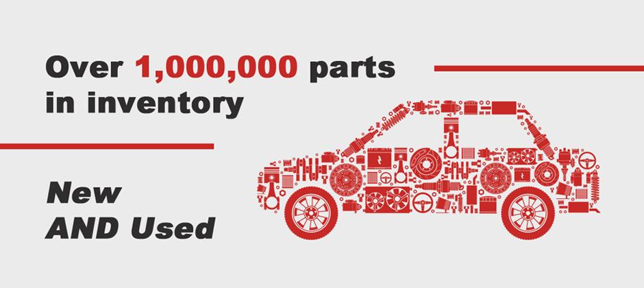 Hi-Way 210 Auto Parts